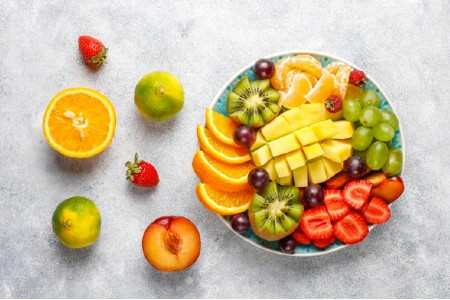 Coupe fruits